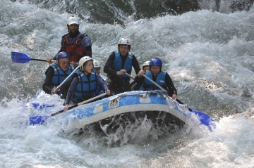 Local Rafting